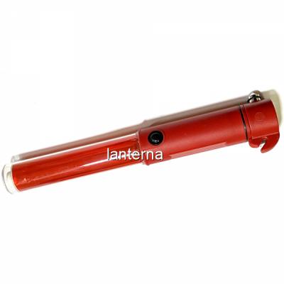 Lanterna Plastic pe Baterii Baston Luminos Semnalizare Auto 29cm 290