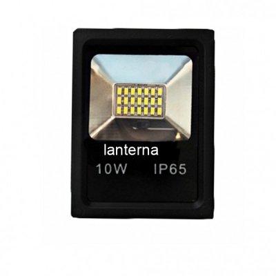 Proiector 21LED 10W Alb Rece IP65 12V
