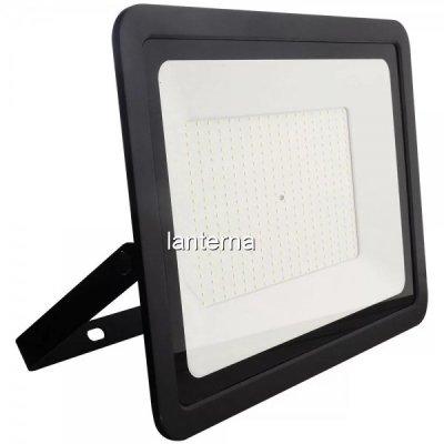 Proiector LED SMD Ultra Slim 300W Alb Rece 6400K IP65 220V