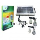 Kit Incarcare Solara cu Panou Fotovoltaic, Becuri si USB LGTFD1220