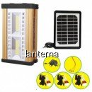 Kit Solar Lanterna LED 10W COB LED DAT AT8327 Panou Incarcare Solara