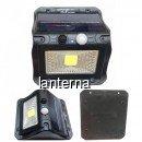 Lampa LED 10W Incarcare Solara Senzor  Miscare si Lumina On/Off CL108