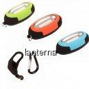 Lanterna Stop de bicicleta cu COB LED Rosu 1W pe Baterii CH5658