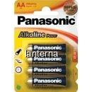 Panasonic baterii lr6 aa alkaline bronze 4 buc. la blister