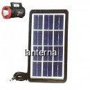 Panou Solar Fotovoltaic Policristalin 3W 6V pentru Lanterna ATX9 SL603