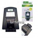 Proiector 20LED SMD 20W cu Panou Solar si Senzori IP65 CL120
