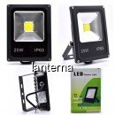 Proiector Slim LED SMD 20W Alb Rece 220V IP65 P101022020